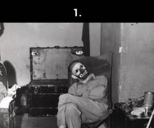 Klauni zawsze byli przerażający
