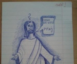 Kartkówka z religii