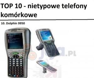 Nietypowe telefony komórkowe