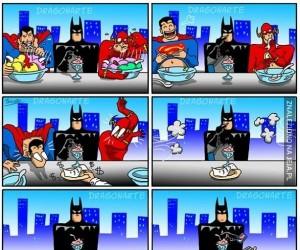 Batman zapłaci