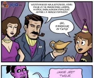 Dżin z lampy