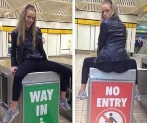 Wejście i zakaz wjazdu