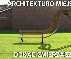 Architekturo miejska