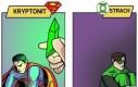 Słabości superbohaterów