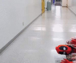 Ta podłoga jest taka zabawna