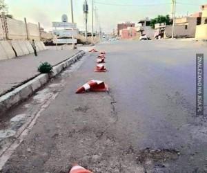55 stopni w Iraku