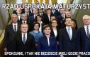 Rząd uspokaja maturzystów