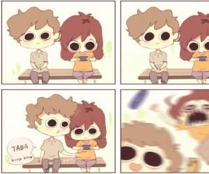 Gdy dotkniesz dziewczynę w nieodpowiednim miejscu