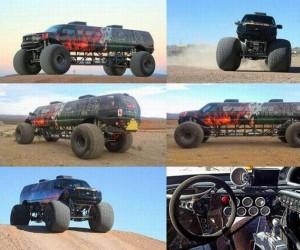 To jest dopiero Monster Truck