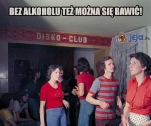 Bez alkoholu też można się bawić!