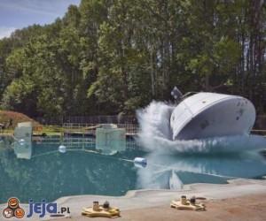 UFO - nieudane lądowanie