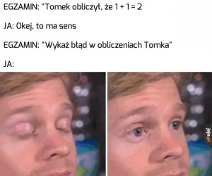 Jaki błąd?!