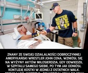 John Cena - mistrz dobroczynności