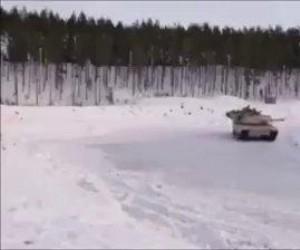 Czołgowy drift