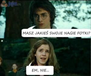 Harry, ty zboczuchu!