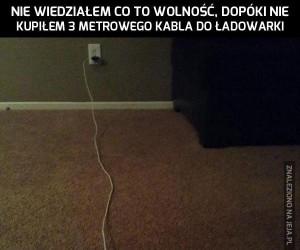 Taki długi kabel, tyle możliwości