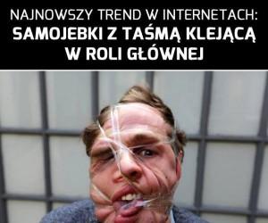 Nowy trend w internetach
