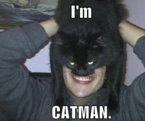 Jestem... Catman!