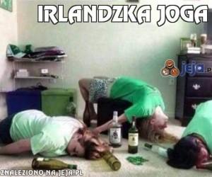 Irlandzka joga