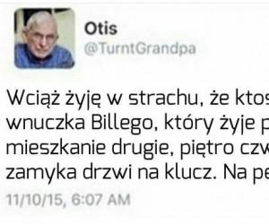 Troskliwy dziadek