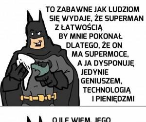 Żelazna logika Batmana