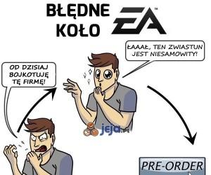 Błędne koło EA
