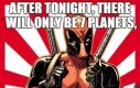 Podryw na Deadpoola