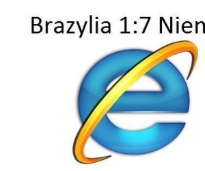 Internet Explorer jak zwykle na czasie