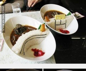 Kreatywnie podane dania