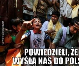 Przydział do Polski