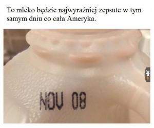 Mleko wyborcze