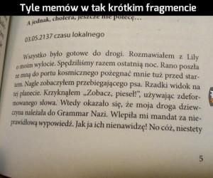 Memiczna książka