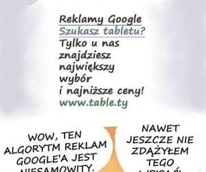 Google zna Cię doskonale