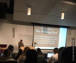 W kolejnym odcinku The Walking Dead!