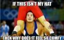 Ej, to nie jest moja czapka...
