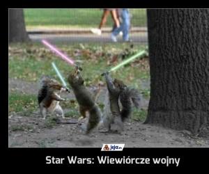 Star Wars: Wiewiórcze wojny