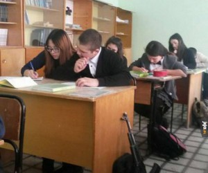 Typowy dzień w Rosji