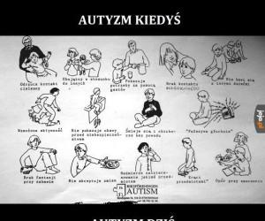 Autyzm kiedyś i dziś