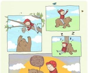Przyjaźń z niedźwiedziem