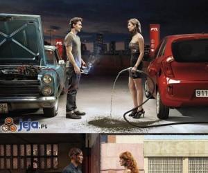 Miłość może być niebezpieczna