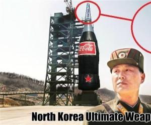 Nowa broń Korei Północnej
