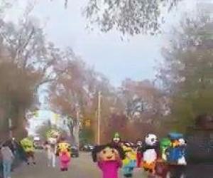 Parada dzieciństwa