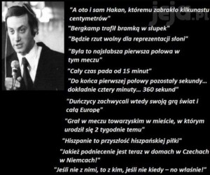Dariusz Szpakowski - najlepsze wypowiedzi i wpadki