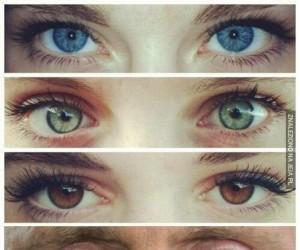 Piękne oczy według Rosjan