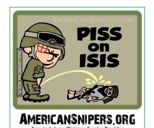 Sczaj na ISIS