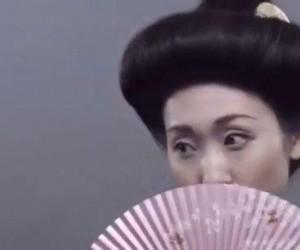 Fryzury modne w Japonii na przestrzeni lat