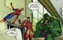 Spiderman lepi się do wszystkiego