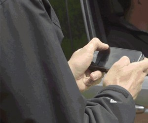 Sterowanie autem za pomocą smartfona