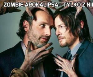 Zombie apokalipsa - tylko z nimi!