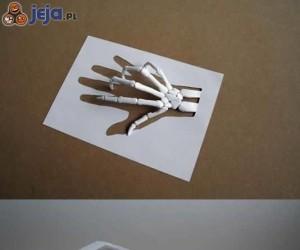 Niezwykła sztuka z papieru